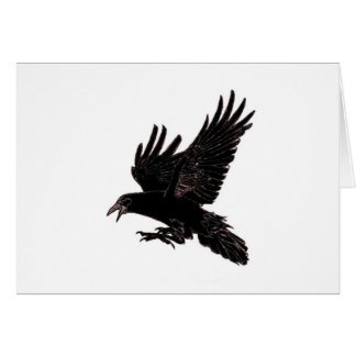 The Rook Greeting Card