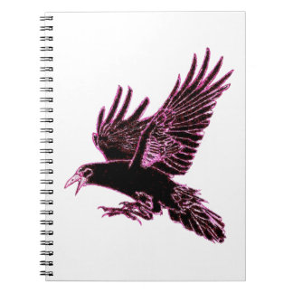 The Rook Spiral Note Book