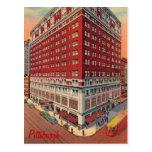The Roosevelt Hotel Vintage Postcard