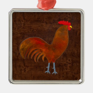 The Rooster 2009 Christmas Ornament