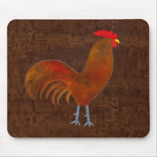 The Rooster 2009 Mouse Mat