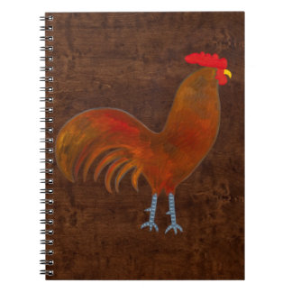The Rooster 2009 Notebooks