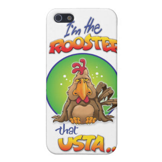 The Rooster that Usta Case For The iPhone 5