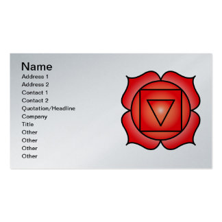 The Root Chakra Business Cards