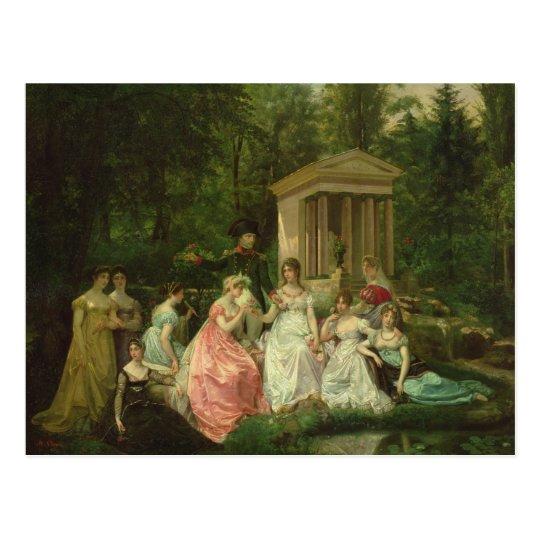 The Rose of Malmaison, c.1867 Postcard