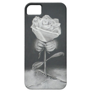 The Rose That Grew From Concrete Phone Case
