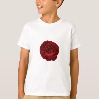 The Rose (white version) Shirts