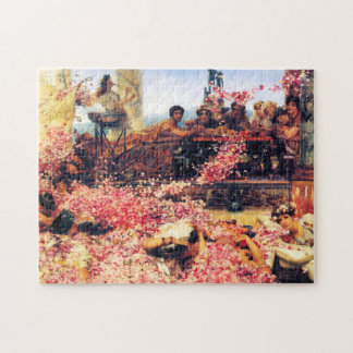 The Roses of Heliogabalus Jigsaw Puzzle