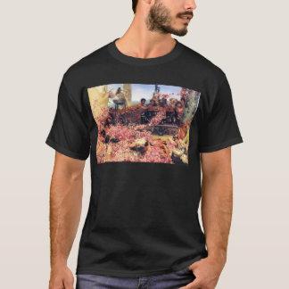 The_Roses_of_Heliogabalus - Lawrence Alma-Tadema.j T-Shirt