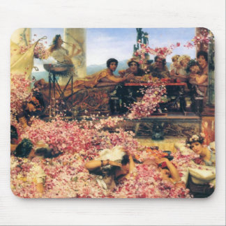 The Roses Of Heliogabalus Mousepads