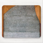 The Rosetta Stone, from Fort St. Julien, Mouse Mat