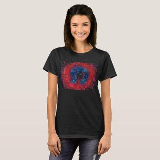 The Rosette Nebula women's t-shirt