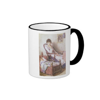 The Rosy Idol of her Solitude Mug