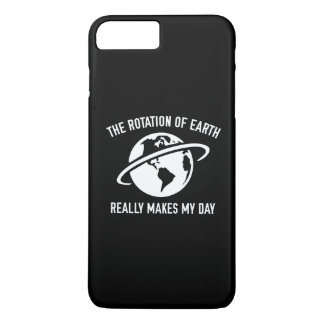 The Rotation Of The Earth iPhone 7 Plus Case