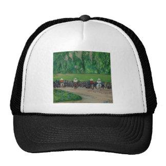 the round up trucker hat