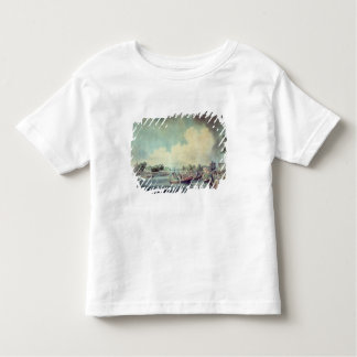 The Rowing Match at Richmond Toddler T-Shirt