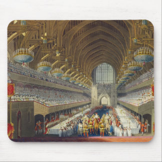 The Royal Banquet, First Course, from an album cel Mouse Mat