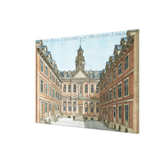 The Royal College of Physicians Canvas Print