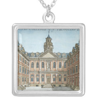 The Royal College of Physicians Silver Plated Necklace