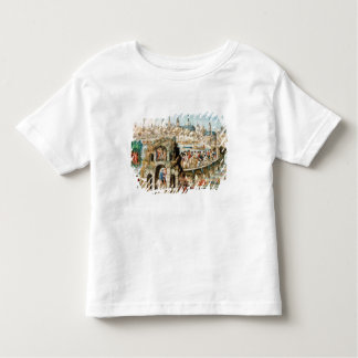 The Royal Entry Festival of Henri II  into Toddler T-Shirt