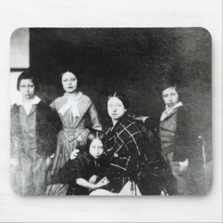 The Royal Family Mouse Mat