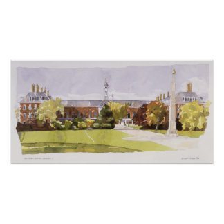 The Royal Hospital Chelsea 1992 Poster