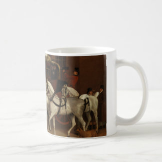 The Royal Mail Coach Basic White Mug