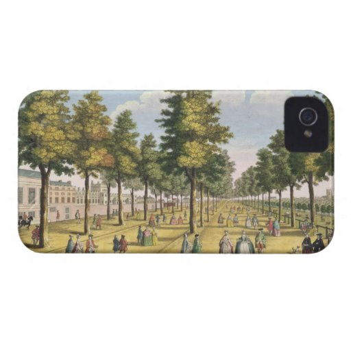 The Royal Palace of St. James's Next the Park (col iPhone 4 Case-Mate Case