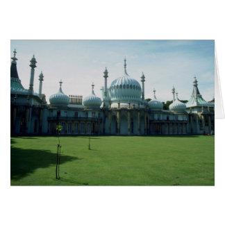 The Royal Pavilion, Brighton, England Card