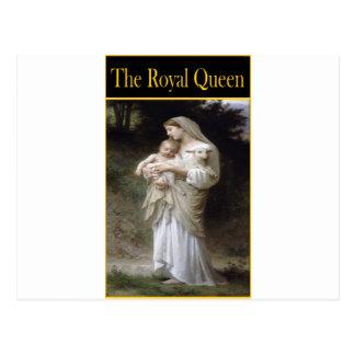 THE ROYAL QUEEN- Innocence Postcard