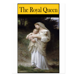 THE ROYAL QUEEN-Innocence Postcard