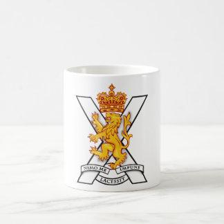 The Royal Regiment Of Scotland Basic White Mug