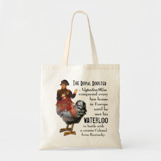 The Royal Rooster NapoleaHen Tote Bag