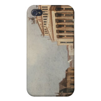 The Royal Theatre and the New Church, 1833 iPhone 4/4S Cover