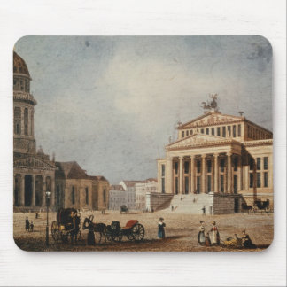The Royal Theatre and the New Church, 1833 Mouse Mat