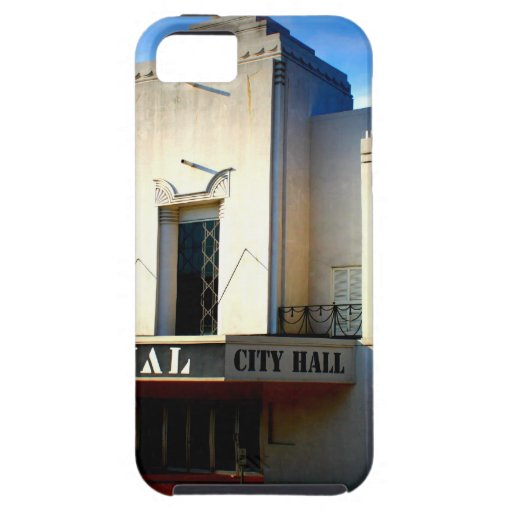 THE ROYAL THEATRE - HOGANSVILLE, GEORGIA iPhone 5 COVER