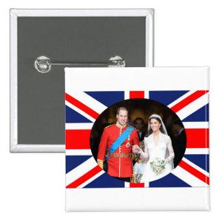 The Royal Wedding 11 Pins