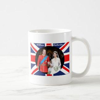 The Royal Wedding 14 Basic White Mug