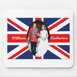 The Royal Wedding 15 Mousemats
