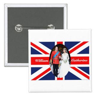 The Royal Wedding 15 Pinback Button