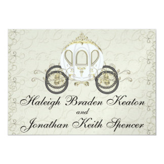 The Royal Wedding / Party - SRF 13 Cm X 18 Cm Invitation Card