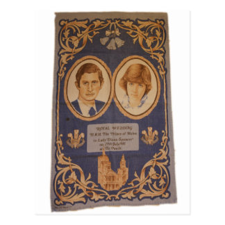 The Royal Wedding: Postcards