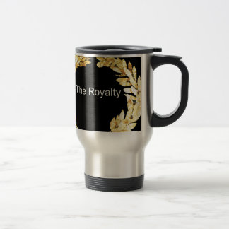 The Royalty.png Stainless Steel Travel Mug
