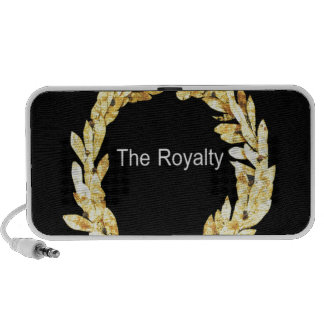 The Royalty PC Speakers