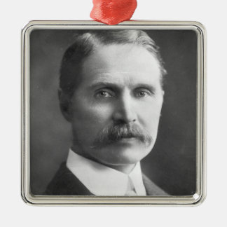 The Rt Hon Andrew Bonar Law M.P. Silver-Colored Square Decoration