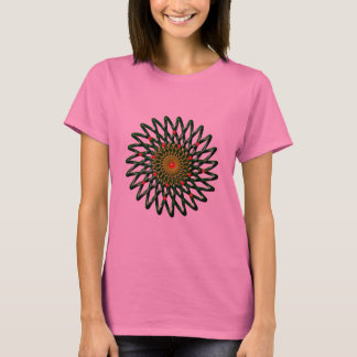 The Ruby Flower T-Shirt