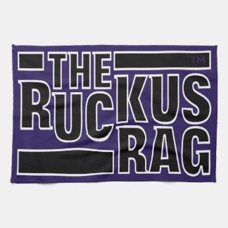 The Ruckus Rag #1c Tea Towel