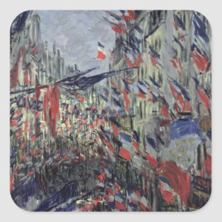 The Rue Saint-Denis Square Sticker