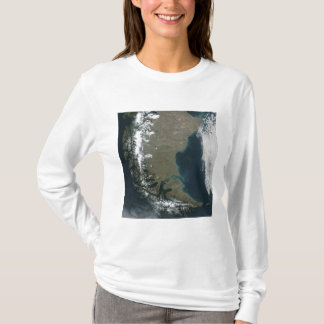 The rugged, snow-capped Andes T-Shirt