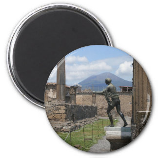 The Ruins of Pompeii Magnet